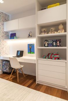 Image may contain: 2 people, indoor decoracion ideas decoracion Study Table Designs, Study Room Design, Study Room Decor, Room Design Bedroom, Wardrobe Design Bedroom, Kids Bedroom Designs, Home Room Design, Kids Room Design, Home Office Design