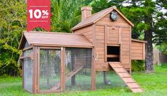 outdoor chicken coop taj mahal thumbnail