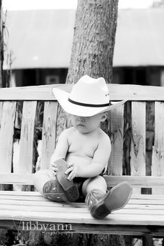 tough little cowboy