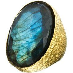 sidney garber  cuffs and bangles | Labradorite Jewelry - Polyvore