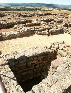 Numantia - The Most Important Archaeological Site You've Never Heard Of.  located in Spain