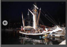 Lo sbarco dei pirati