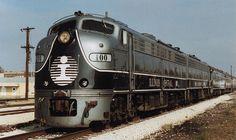 Illinois Central Railroad by Prairie Star, via Flickr