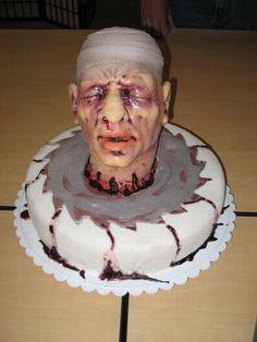 creepy cake