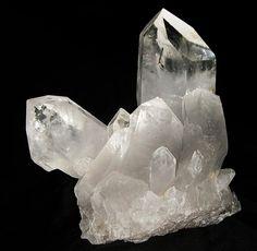 Bergkristall Größe: 26x23 cm Gewicht: 9.2 kg Fundort: Santa Rosa, Minas Gerais, Brasilien