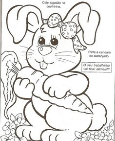 Easter Coloring Pages, Online Coloring Pages, Animal Coloring Pages, Coloring Book Pages, Printable Coloring Pages, Coloring Sheets, Easter Projects, Easter Crafts, Easter Paintings