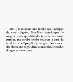 Genoux cagneux et bleus ♥ Pretty Words, Beautiful Words, Cool Words, Book Quotes, Words Quotes, Magic Quotes, Life Quotes Pictures, French Quotes, Spanish Quotes