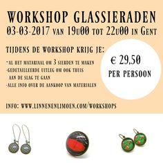 Hoera, de nieuwe workshop staat online. Dit keer in de krokusvakantie.