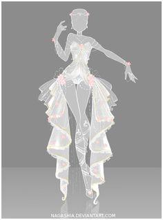 COM: SilverAngel907 outfit by Nagashia on DeviantArt