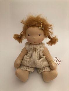 Knitted Dolls, Crochet Dolls, Doll Toys, Baby Dolls, Homemade Dolls, Little Pet Shop, Waldorf Toys, Doll Shop, Sewing Dolls