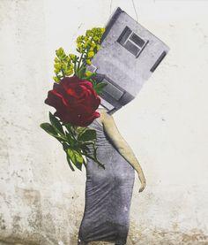 #roses & #legs by @annelauremaison #annelauremaison #femmemaison  #streetart #graffiti #graff #spray #bombing #wall #instagraff #streetartist #urbanart #urbanartist  #streetartparis #parisgraffiti #graffitiwall #wallporn #wallpornart #streetarteverywhere #streetphoto #streetartandgraffiti #urbanwalls #graffart  Rue de la Folie Mericourt #paris