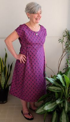 Cookin' & Craftin': Simplicity 1080: Dottie Angel Frock