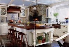 better homes and gardens kitchen images - Google Search