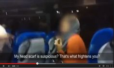 A video shot on an Israeli bus shows a Jewish Israeli man demanding to be able to inspect a Palestinian woman's handbag. The exchange reveals something extraordinary about how racism is embedded within Jewish Israeli society.