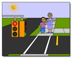 Street Safety Songs - Pinned by #PediaStaff. Visit http://ht.ly/63sNt for all our pediatric therapy pins