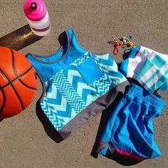 kit up for the court.   ivivva Market Mall   B Ballin'