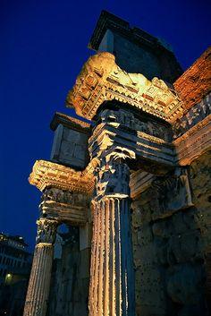 Fori by night - Roma
