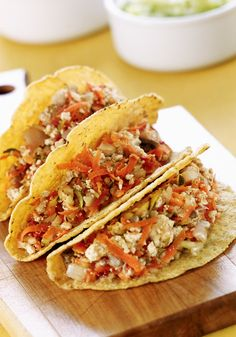 Tofu Tacos – Recipe - Spry Living