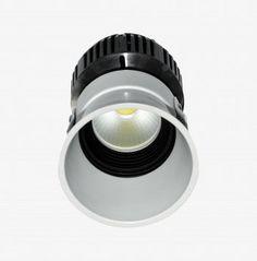 Spot fixe Quasar - Light In Shop Éclairagiste et fabricant français de luminaires led professionnel
