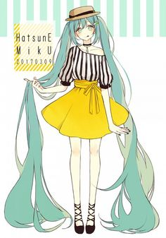 #Hatsune Miku