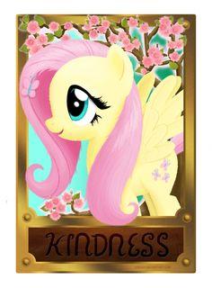 Fluttershy - Element of Kindness