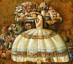 Il mondo di Mary Antony: Anna Berezovskaya