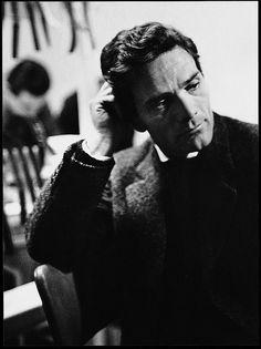 Mario Dondero - Pier Paolo Pasolini, Roma 1962
