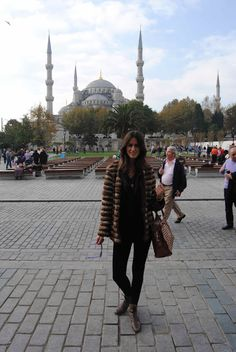 Look: Istanbul - María - Trendtation