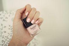 nude nails | #simplicity