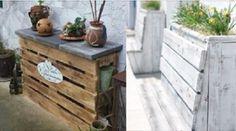 Möchtest du deinen Garten etwas verschönern? Vielleicht sind diese 15 Paletten Garten-Ideen wohl etwas für dich! - DIY Bastelideen