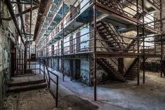abandoned prisons - Google Search