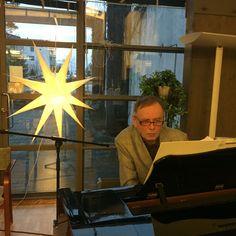 Säestystä joululauluille