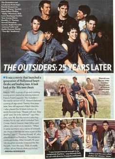 How the outsiders changed young adult fiction pinterest authors the outsiders revisited people magazine i think fandeluxe Gallery