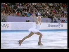Oksana Baiul (UKR) - 1994 Lillehammer, Figure Skating, Exhibition Performances