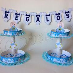 En la Espera de Antuan #decoracion #babyshower