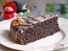 Makový sen s citronovou polevou Mango Recipes, Sweet Recipes, Cake Recipes, Dessert Recipes, Oreo Cupcakes, Sweet Desserts, Graham Crackers, No Bake Cake, Sweet Tooth