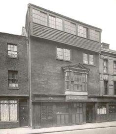 South East London | Bermondsey Street