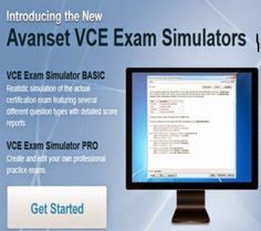 Avanset VCE Exam Simulator Pro Crack Full version software that is designed specifically for certification exam preparation. Exam Papers, Practice Exam, Google Drive, Get Started, Improve Yourself, Software, Knowledge, Student, This Or That Questions