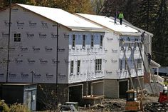 """Purchases of newly built single-family houses, which account for a small share of overall U.S. home sales, increased 5.2% from October to a seasonally adjusted annual rate of 592,000 last month, the Commerce Department said Friday. That was the largest one-month gain and the highest level for sales since July.  """"The housing market remains healthy,"""" Barclays economist Rob Martin said in a note to clients."""