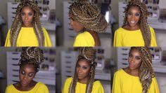 Marley/Senegalese Twists Hairstyles!   Jackie Aina