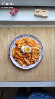 Snack Recipes, Cooking Recipes, Healthy Recipes, Easy Korean Recipes, Korean Street Food, Snacks To Make, Korean Dishes, Food Cravings, Food Dishes
