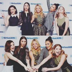These five girls friendship is the whole reason of PLL so of course it is one of…