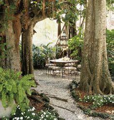 Lovely garden and eatery...