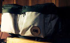 Waist bag III. Handmade