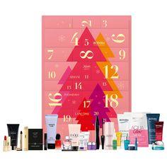 Lancôme Sets Luxusmarken Adventskalender Adventskalender online kaufen bei Douglas.de Lancome Hypnose Mascara, Giorgio Armani Code, Beauty Advent Calendar, Advent Calendars, Ysl Black Opium, Wrapping Gifts, Branding