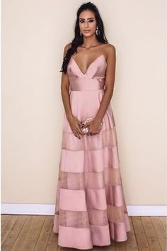 Elegant Prom Dresses, V Neck Pink Prom Dress With Spaghetti Straps Formal Dress Shop for La Femme prom dresses. Elegant long designer gowns, sexy cocktail dresses, short semi-formal dresses, and party dresses. High Low Prom Dresses, V Neck Prom Dresses, Pink Prom Dresses, Cheap Prom Dresses, Homecoming Dresses, Pink Dress, Lace Dress, Evening Dresses, Formal Dresses