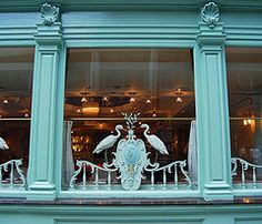 Fortnum and Mason window...