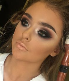 Flawless Makeup done at plouise makeup academy