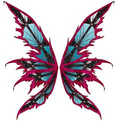 Delia Aido Enchantix Wings by loveonelost.deviantart.com on @DeviantArt