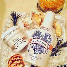 最近お気に入りで使っている無添加スキンケアブランド  .  ノママ @nomamaofficial 🍑🍑✨  .  使い心地しっとりでお気に入り💖  .  ローションとクリームのテクスチャーを好みで組み合わせられるよ〜🙋🏿❤️  .  私は減量中でお肌が乾燥しがちなので、保湿力のあるRICHタイプのローションと、こっくりとしたHARDタイプのクリームを使ってます💖  .  商品の成分は自然食品、ハーブ由来だから安心😍  ローション➡️くるみのミルク&にんじん&ラベンダー🥕  クリーム➡️アボカド&モリンガバター&オレンジピール🍊  .  ラベンダーのよい香りでリラックスできる💖夜つけて寝ると安眠しちゃうよ笑🌝🌟  .  めっちゃおすすめだから是非使ってみてね😍😍❤️  .  #NOMAMA #ノママ #無添加 #コスメ #スキンケア #保湿 #化粧水 #おすすめ #女子力 #癒し #アロマ #cosme #beauty #lotion #cream #natural